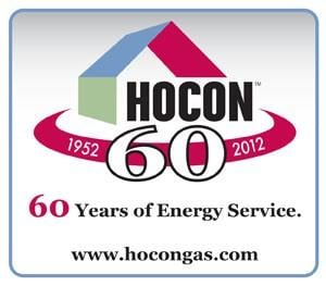 Hocon Gas - sponsorship ad