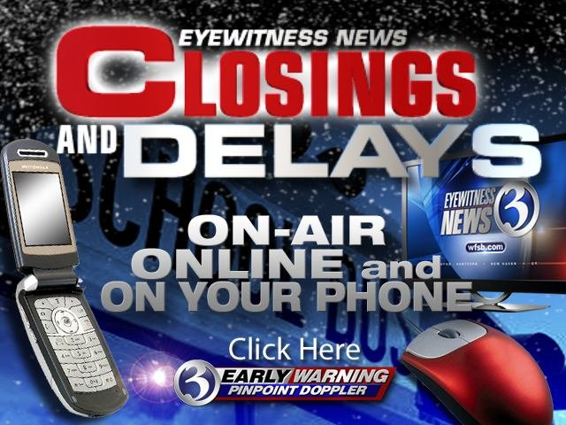 List of Closings and Delays