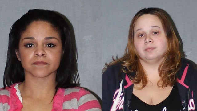 Yahaira Santiago and Jennifer Melo. (West Hartford police photos)
