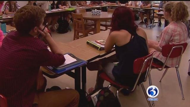 Educators are fighting against Smarter Balanced evaluations. (WFSB)