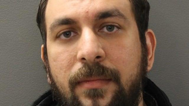 Ahmad Bahjat. (Hamden police photo)