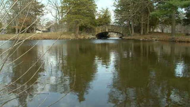 Signs of Spring were seen in Elizabeth Park on Tuesday. (WFSB)