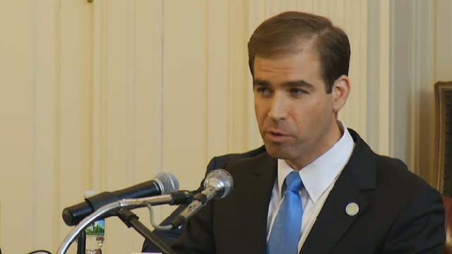 Hartford Mayor Luke Bronin (WFSB)