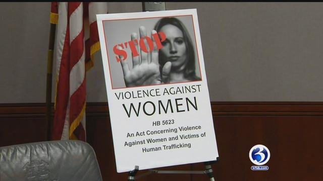 Lawmakers in Connecticut are once again trying to change state laws by taking guns away from people as soon as they are given a restraining order. (WFSB)