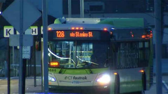 New Britain officials are discussing the future of the CTfastrak stations. (WFSB)