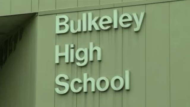Bulkeley High School (WFSB file photo)