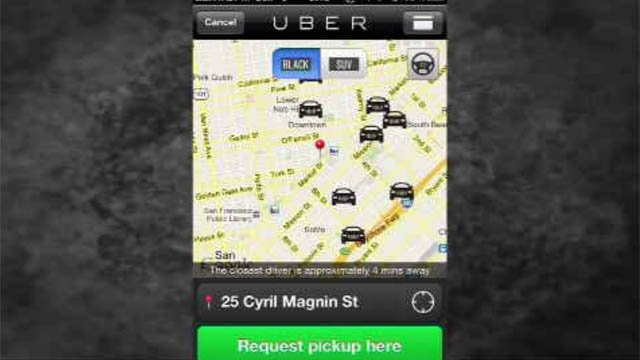 A new bill is being proposed to cover Connecticut residents if they are in a crash while driving with an Uber employee. (WFSB)