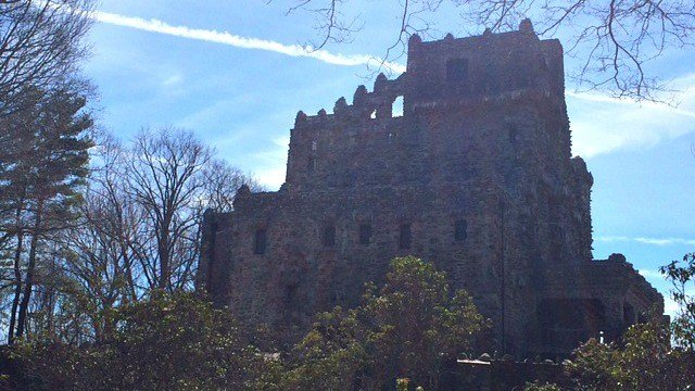 Gillette Castle in Lyme - East Haddam