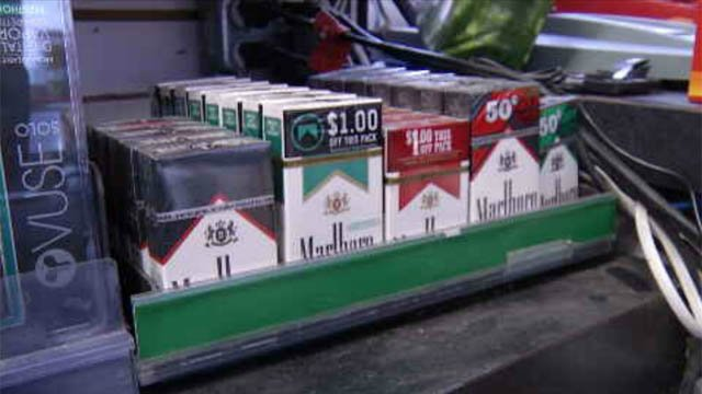 The legal drinking age is 21, and now some state lawmakers want to raise the smoking age to that benchmark as well. (WFSB)