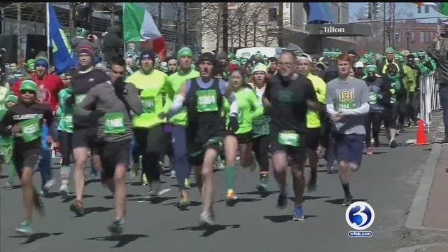 The big race in Hartford will go on as scheduled on Sunday, but there will be a few changes ahead of the O'Hartford 5k in preparation for the winter weather that is expected. (WFSB)