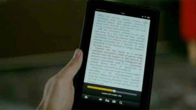 Kindle owners are being warned to update their device's software. (WFSB)