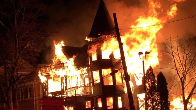 (Hartford Fire Dept. photo)