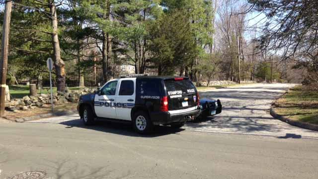 Connecticut State Police are investigating an officer-involved shooting in Stamford. (WFSB photo)