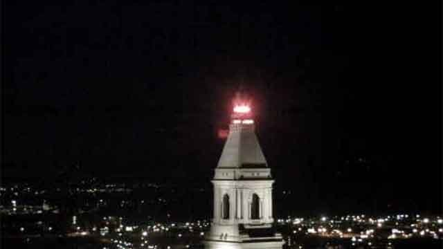 A Hartford landmark will be lit with the colors of the Belgian flag in a show of support following the deadly attacks in Brussels. (WFSB)