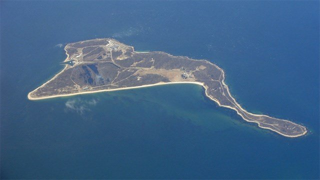 Plum Island in Long Island Sound. (Wikicommons photo)
