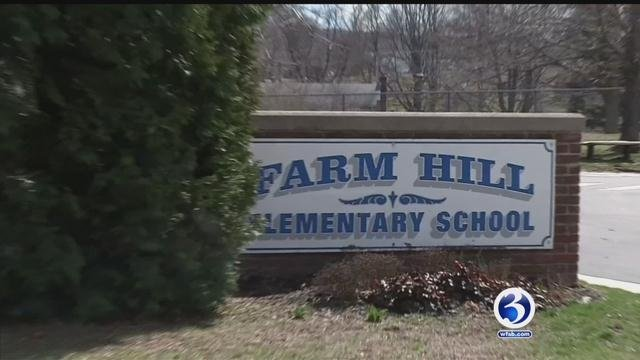 Precautions being taken to make Farm Hill School bed bug free. (WFSB)