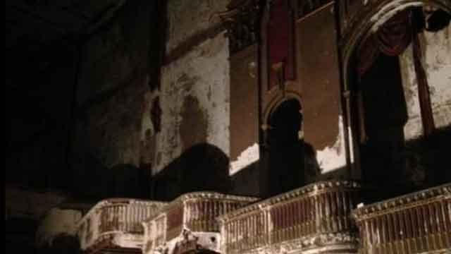The Capitol Theater in New London has been vacant for 40 years. Now a new owner is trying to decide what to do with it! (WFSB)