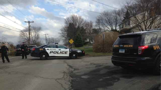 One person is dead after a shooting in Bethel on Friday. (WFSB)
