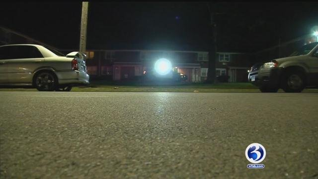 One person is dead after a shooting in East Hartford on Friday night. (WFSB)