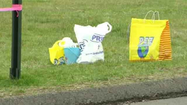 An Easter egg hunt at Pez in Orange turned rotten over the weekend. (WFSB)