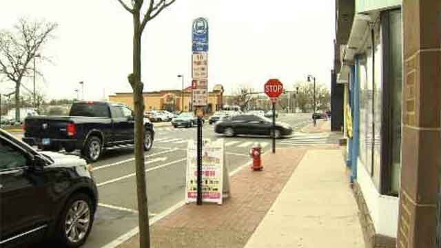 New Britain officials are trying to stop aggressive panhandling in the city. (WFSB)