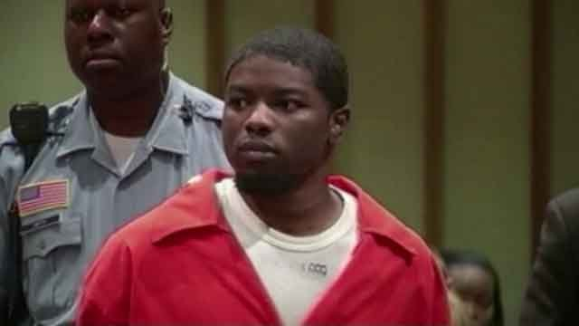 Jermaine Richards during a previous court appearance. (WFSB file)