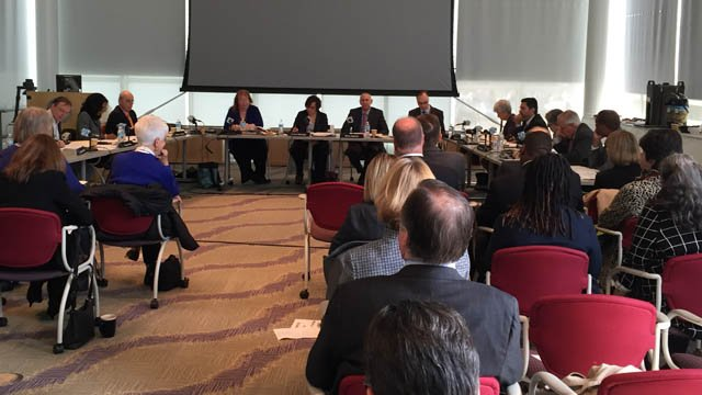 The Board of Regents approved a 5 percent tuition hike for the CSCU system. (WFSB photo)