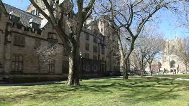 Florida's governor is suggesting Yale University consider relocating its New Haven campus to the Sunshine State. (WFSB)