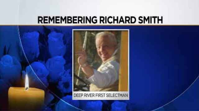Thousands gathered on Tuesday night in Deep River to honor a man who served his community for more than a quarter of a century. (WFSB)