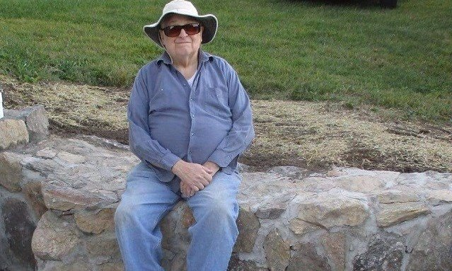Charles Cristofalo, 77, died on Friday (Family photo)