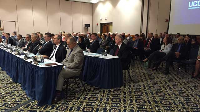 UConn's Board of Trustees moves to have a full committee vote on whether to close its Torrington campus. (WFSB photo)