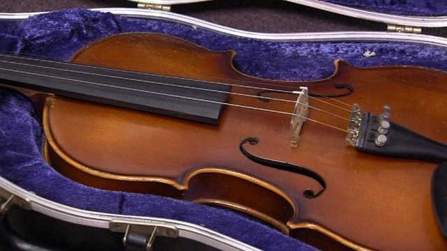 A mission to bring the gift of music into the school system got off to a better start than anyone could have imagined. (WFSB)