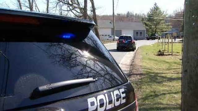 Connecticut State Police responded to Summit Road in Prospect for the report of a person barricaded. (WFSB)