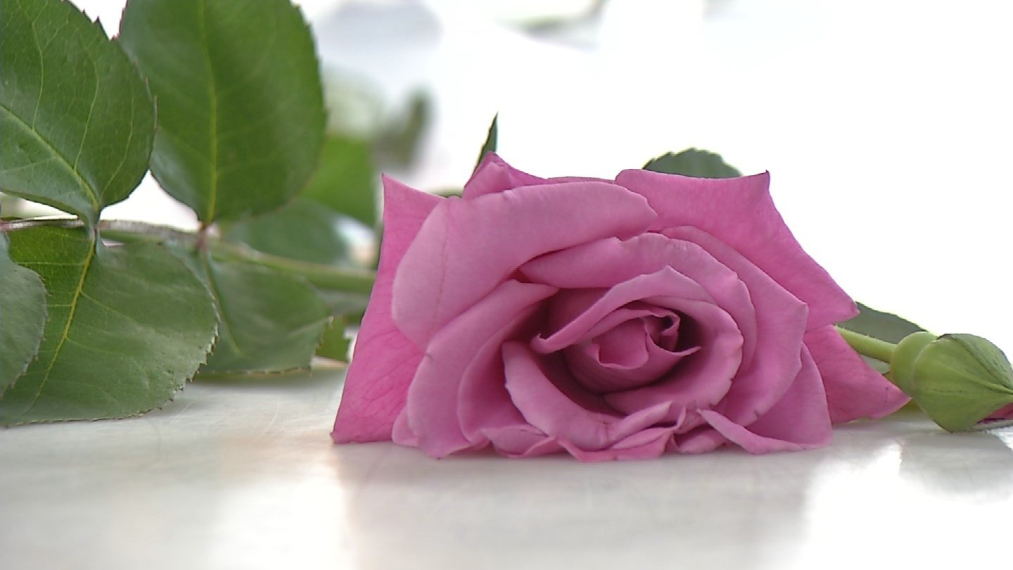A perfume to benefit Roses for Autism goes on sale Thursday. (WFSB photo)