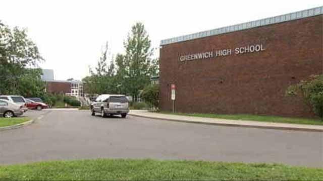 Greenwich High School (WFSB file photo)