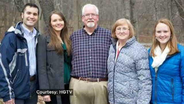 Shelton man wins HGTV Dream Home sweepstakes (HGTV)