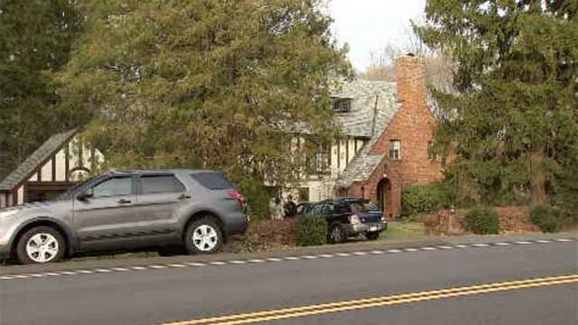 A West Hartford homeowner was assaulted Thursday evening while trying to stop burglar. (WFSB)