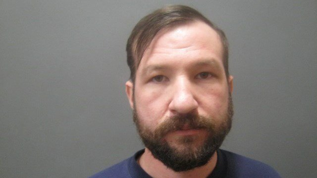 Chad Whitehead. (Plainfield police photo)
