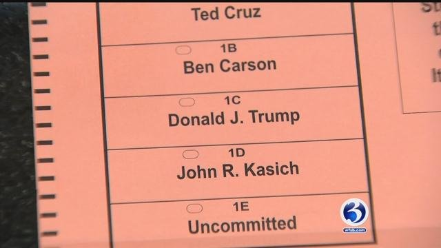 Both Democrats and Republicans are gearing up for primaries in Connecticut. (WFSB)
