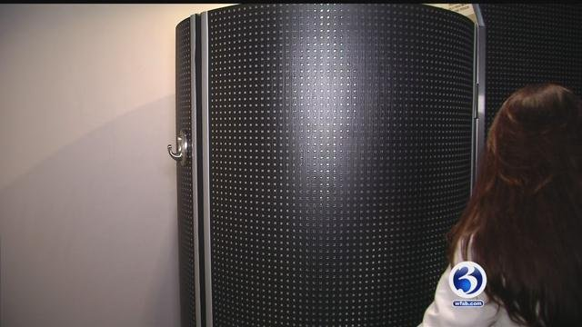 Cryotherapy is now being offered in Connecticut. (WFSB)