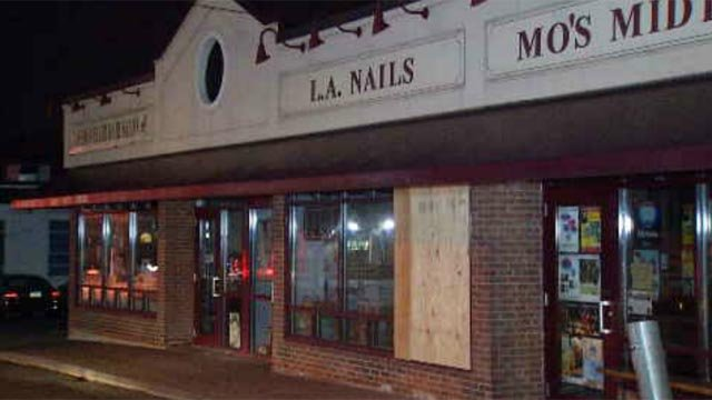 LA Nails in Hartford (WFSB)