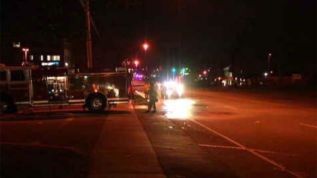 Serious injuries reported after person hit by car in Wethersfield (WFSB)