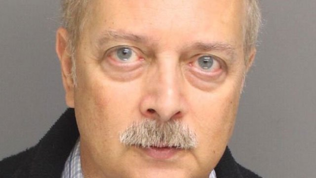 Bridgeport Hospital employee Barry Barkinsky was charged with sexual assault. (Bridgeport Police Department)