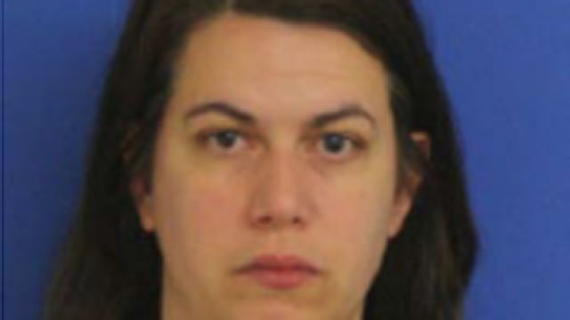 Jodi Trudden was charged with stealing from PTO account. (East Haven Police Department)