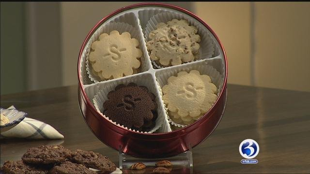 Matthews 1812 House shows us how to make pecan shortbread cookies. (WFSB)