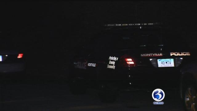 A Ledyard man was arrested after a standoff with police on Saturday night. (WFSB)