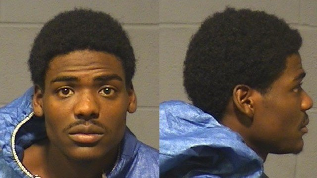 Torrick Maragh. (Hartford police photo)