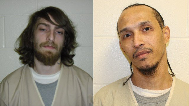 Ryan McNally and Jose Figueroa. (North Haven police photos)