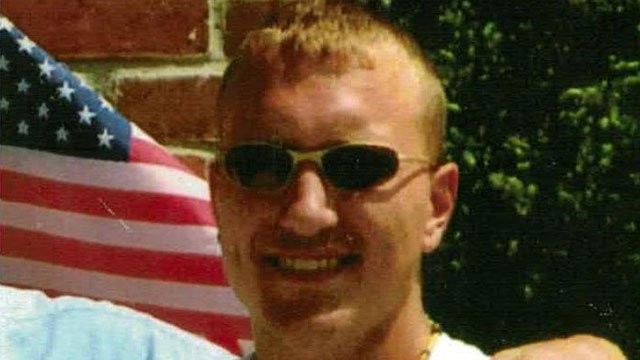 Police said 33-year-old Michael Nixon went missing on Thursday. (Granby Police Department)
