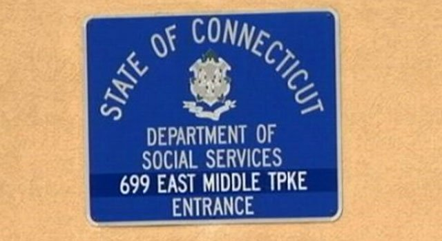Layoffs are expected at Department of Social Services on Tuesday. (WFSB file photo)